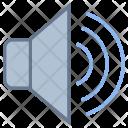 Audio Voice Volume Icon