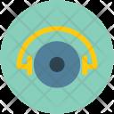 Audio Disc Music Icon