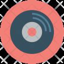 Audio Record Music Icon