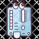 Audio Board Audio Switchboard Mix Board Icon