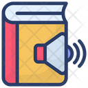 Audio Book E Book Audio Guide Icon