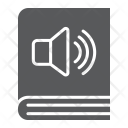 Audio Book Learning Icon