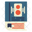 Player Book Course Icon