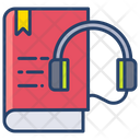 Audio Book Book Audio Icon