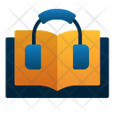 Audio Book Book Digital Icon
