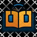 Audio Book Book Digital Icon