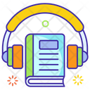 Online Book E Book Audio Guide Icon