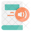 Audio Book Education Student Icon