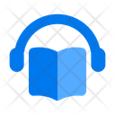 Learn Audio Book Audio Learning Icon