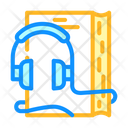 Audio Book Audio Learning Book Icon