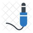 Audio Cable Jack Icon