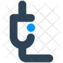 Electronics Audio Cable Icon