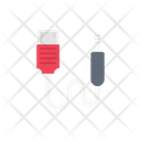Audio Jack Cable Icon