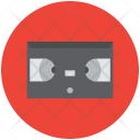 Audio-cassette Icon