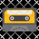 Audio Cassette Media Icon