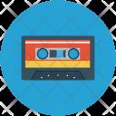 Audio Cassette Compact Icon
