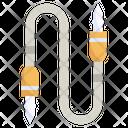 Audio Connector Icon