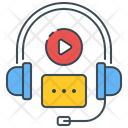 Audio course Icon