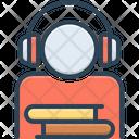 Audio Course Course Audio Book Icon