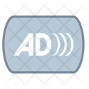 Audio description Icon