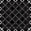 Audio Equalizer Daw Music Equalizer Icon