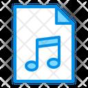 Audio File Listen Icon