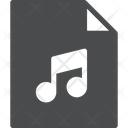 Music File Audio File Music Icon