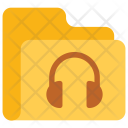 Audio Folder Icon