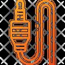 Audio Jack Audio Pin Earphone Pin Icon