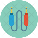 Cord Cable Power Icon