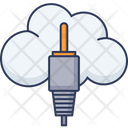 Cable Jack Connector Icon