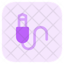 Audio Jack Audio Cable Cable Icon