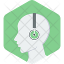 Audio Learning Icon