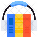 Audio Learning Audio Education Audio Lesson Icon