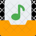 Audio Mailbox Icon