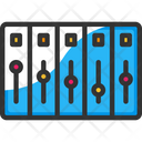 Audio Mixer Icon