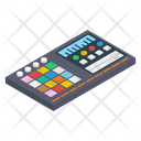 Audio Mixer Audio Equalizer Audio Leveler Icon