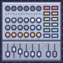 Audio Mixer Icon