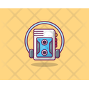 Audio Music Icon