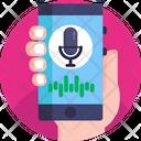 Audio News Icon