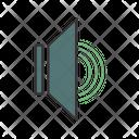 Audio On Icon