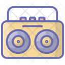 Audio Player Music Tape Tape Recorder Icon