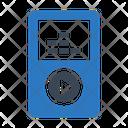 Audio Mp Player Icon