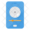 Video Player Smartphone Streaming Icon
