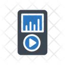 Audioplayer Play Gadget Icon