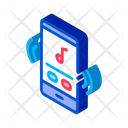 Music Phone Player Icon