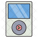 Audio Player Technology Icon