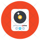 Audio Player Music Player Sound Player Icon