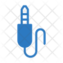 Audio Cable Jack Icon