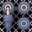 Audio Plug Icon